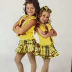 Dancers in Yellow